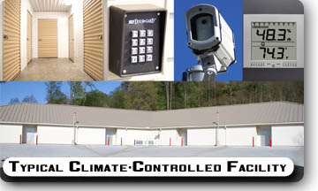 Typical Climate-Controlled Facility