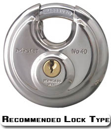 High Security Lock Type